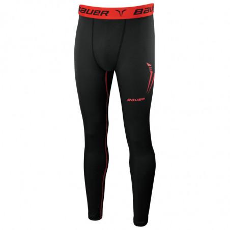 Bauer Base Layer compression dolge hokejske spodnje hlače - Senior