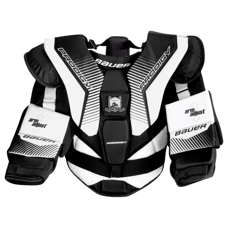 Bauer Prodigy 3 0 Hockey Goalie Chest Arm Protector Youth