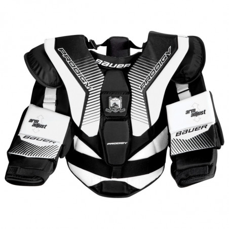 Bauer Prodigy 2.0 paraspalle portiere per hockey - Youth