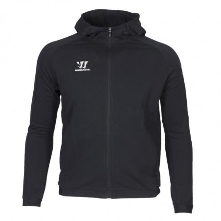 Warrior Alpha Zip majica s kapuljačom - Senior