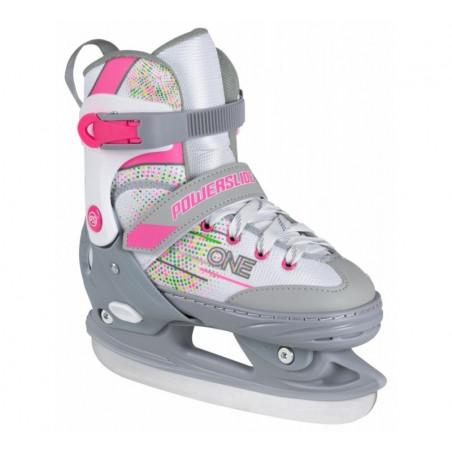 Powerslide Girls Pattini da ghiaccio per i bambini - Junior