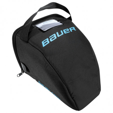 Bauer hockey goalie mask bag