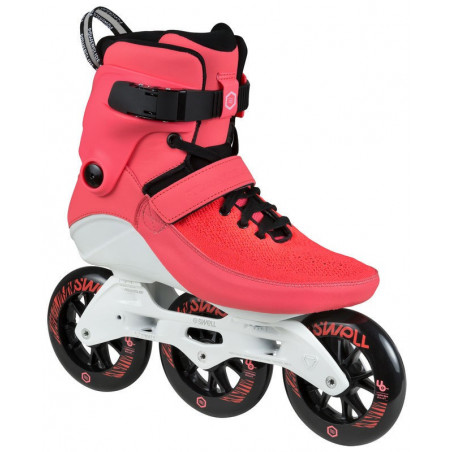 Powerslide Swell Trinity Bright Crimson 110 fitnes rolerji - Senior