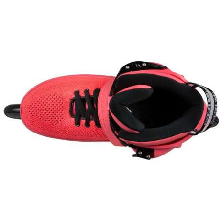 Powerslide Swell Trinity Bright Crimson 110 pattini inline fitness - Senior