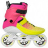 Powerslide Swell Trinity Multicolor Flare 100 pattini inline fitness - Senior