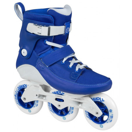 Powerslide Swell Trinity Royal Blue  100 fitness skates - Senior