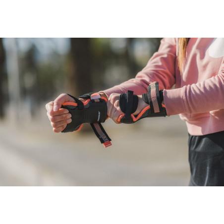 Powerslide Pro wrist guard - Senior
