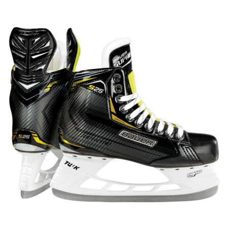 Bauer Supreme S25 Junior hockey ice skates - '18 Model
