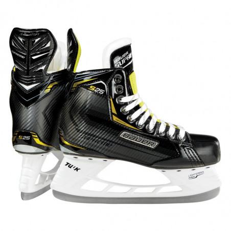 Bauer Supreme S25 Junior Hockeyschlittschuhe -'18 Model