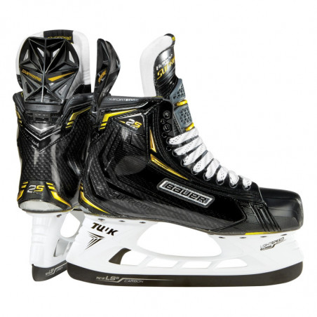 Bauer Supreme 2S PRO Junior pattini da ghiaccio per hockey - '18 Model