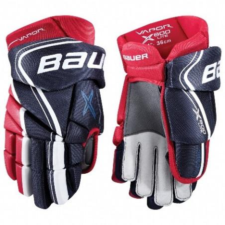 Bauer Vapor X800 LITE Junior hokejske rokavice - '18 Model