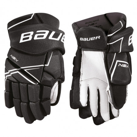 Bauer NSX Junior hockey gloves - '18 Model
