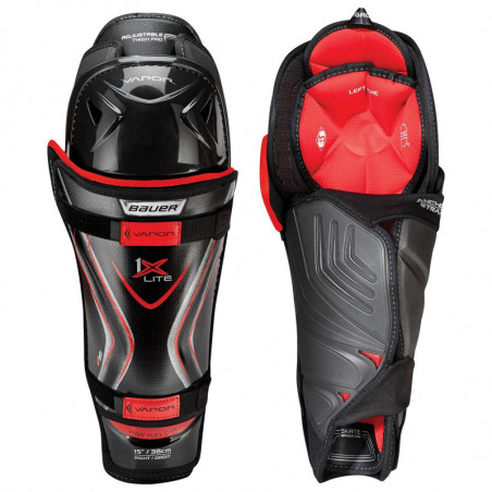 Bauer Vapor 1X LITE Senior hockey shin guards - '18 Model