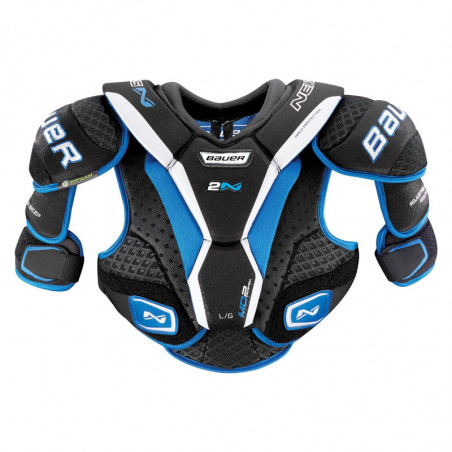 Bauer Nexus 2N Senior hockey shoulder pads - '18 Model