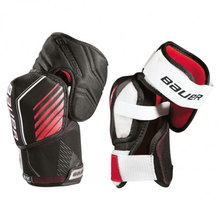 Bauer NSX Junior hockey elbow pads - '18 Model