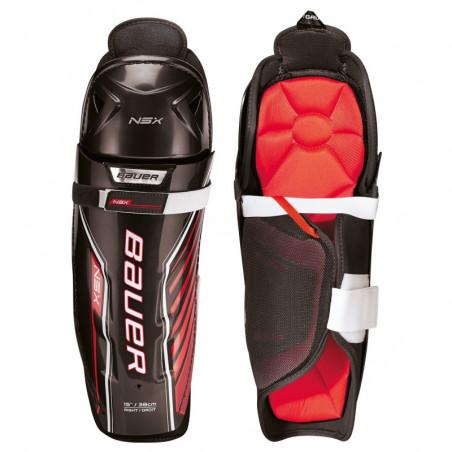 Bauer NSX Junior hokejski ščitniki za kolena - '18 Model