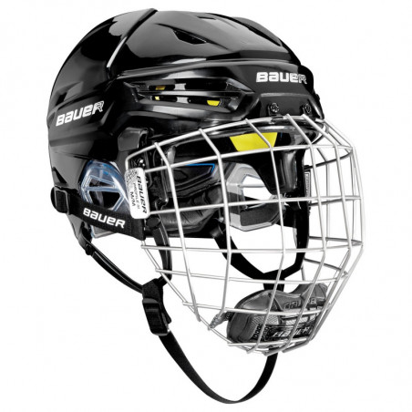 Bauer RE-AKT 95 Combo casco per hockey - Senior