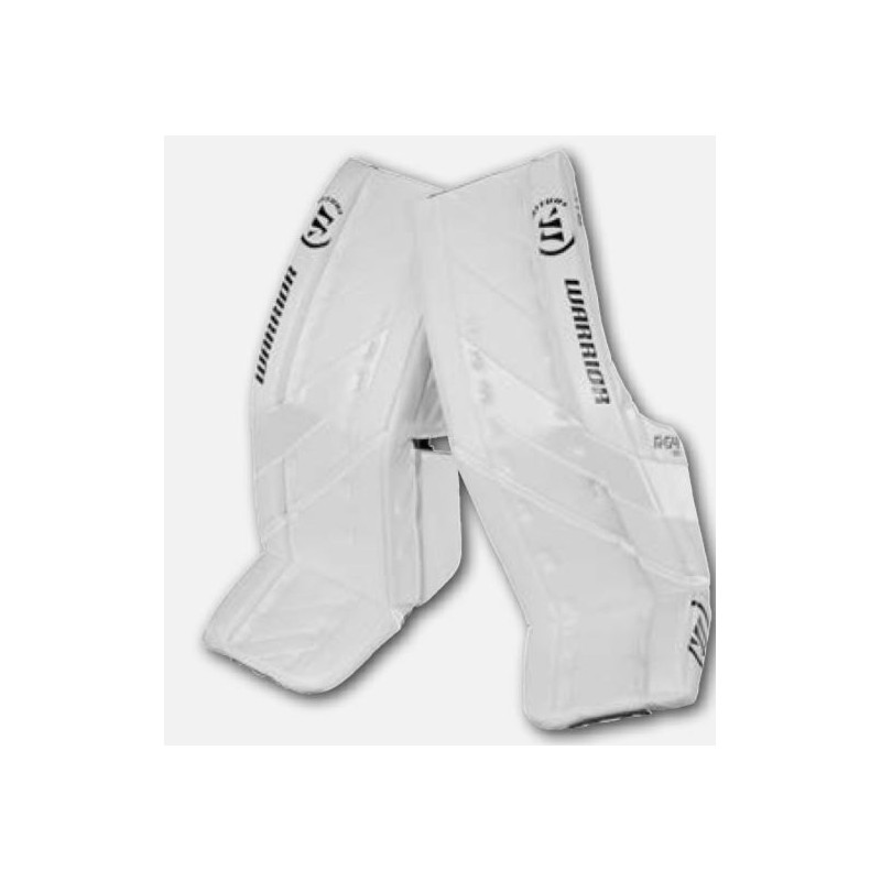 Warrior Ritual G4 hockey goalie leg pads - Senior