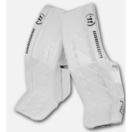 Warrior Ritual G4 hockey goalie leg pads - Senior