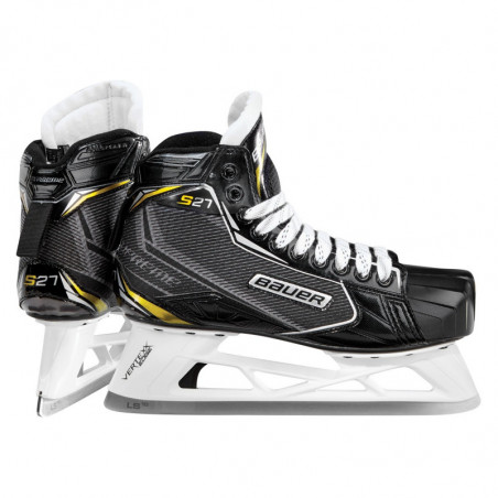 Bauer Supreme S27 Junior pattini portiere per hockey - '18 Model