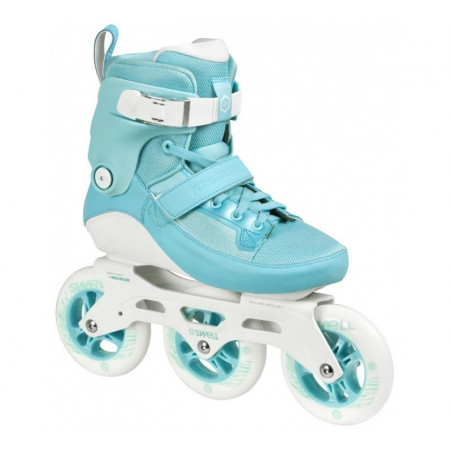 Powerslide Swell Aqua 110 fitness skates - Senior