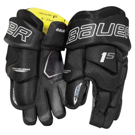 Bauer Supreme 1S Youth hokejske rokavice - '17 Model