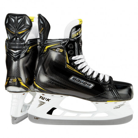 Bauer Supreme 2S Youth hockey ice skates - '18 Model