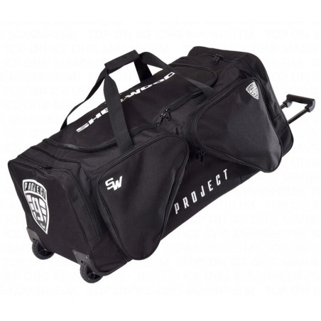 "Sherwood Project 9 ""S"" wheeled hockey bag - Senior"