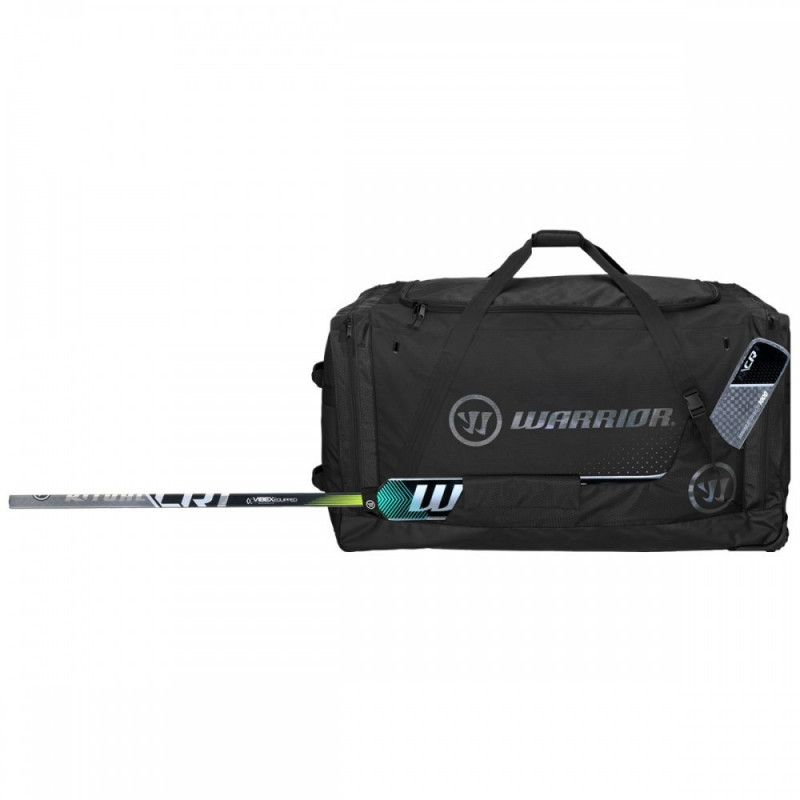 Warrior Ritual Goalie Wheeled Hockey Bag Senior