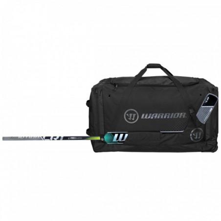 Warrior Ritual Goalie wheeled hockey bag - Senior