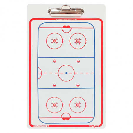 Berio hockey coach board - A4