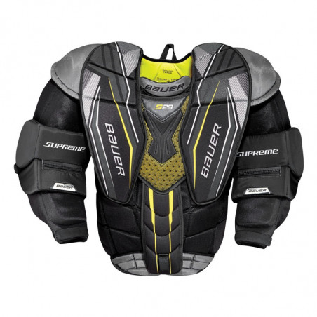 Bauer Supreme S29 Intermediate Peto Portero de hockey - 18 'Model