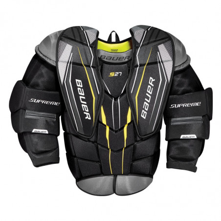 Bauer Supreme S27 Junior hockey goalie chest & arm protector - 18 'Model