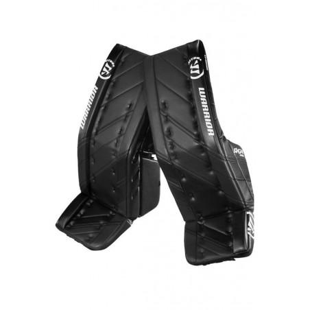 Warrior Ritual G4 Pro hockey goalie leg pads - Senior