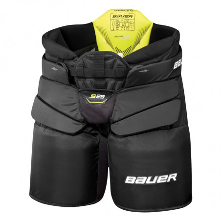 Bauer Supreme S29 hockey goalie pants - Intermediate