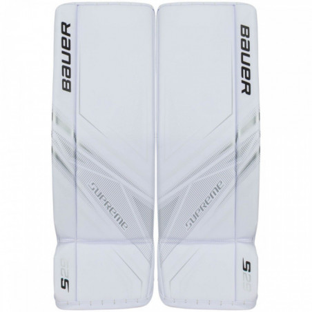Bauer Supreme S29 hockey goalie leg pads - Junior