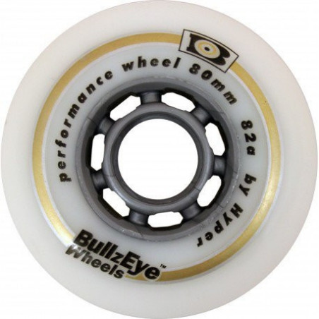 Hyper Bullzeye wheels for inline skates