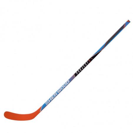 "Sherwood PROJECT 5 GRIP bastone in carbonio per hockey -  52"" Junior"