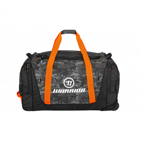 Warrior Q20 Cargo borsa con ruote per hockey