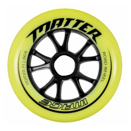 Matter Image wheel for inline skates