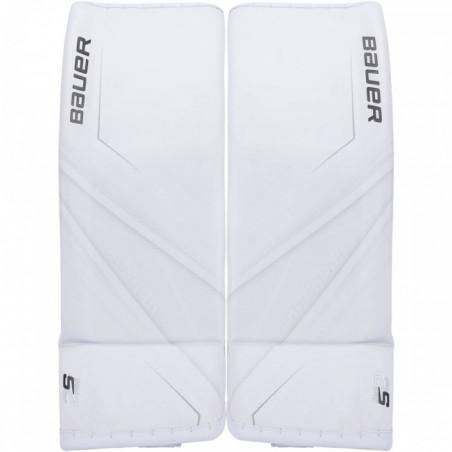 Bauer Supreme S2 PRO hockey goalie leg pads - Senior