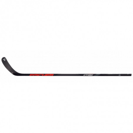 Fischer CT450 GRIP SQR OPS bastone in carbonio per hockey - Senior