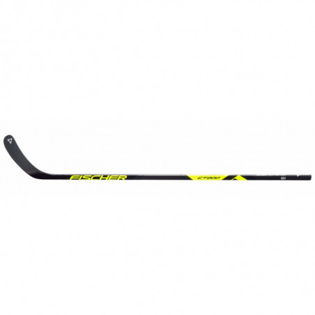 Fischer CT200 GRIP SQR OPS bastone in carbonio per hockey - Senior
