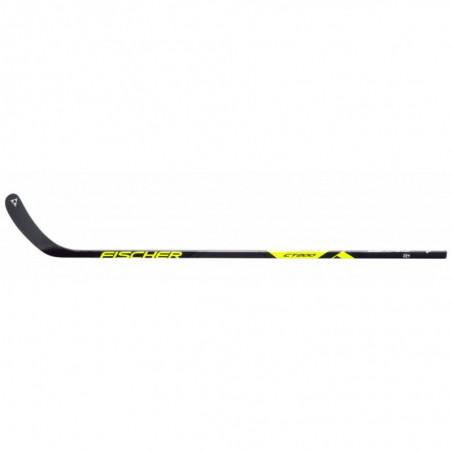 Fischer CT200 GRIP SQR OPS bastone in carbonio per hockey - Junior