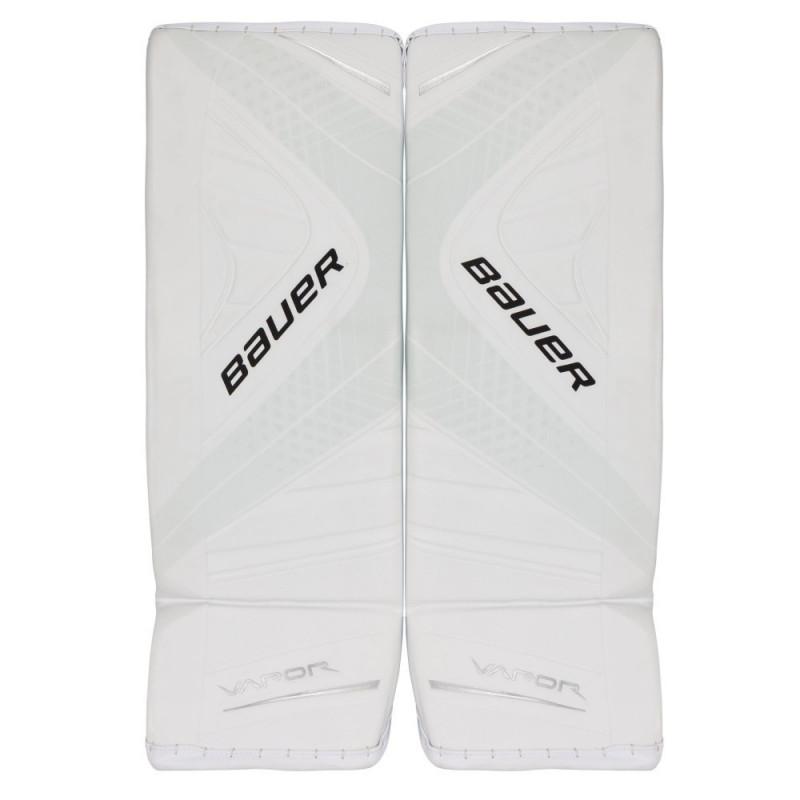 9ed8c2bea02 Bauer Vapor 1X hockey goalie leg pads - Senior