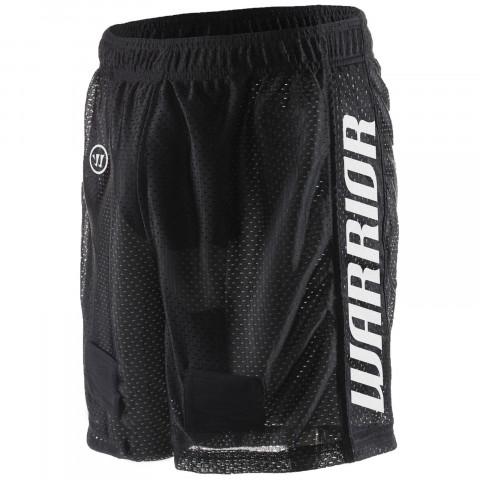 Warrior ohlapne hokejske spodnje hlače s suspenzorjem - Senior
