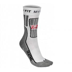 Powerslide MyFit Skate Socken - Senior