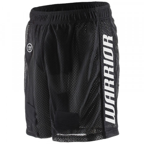 Warrior Loose Shorts with Cup - Junior