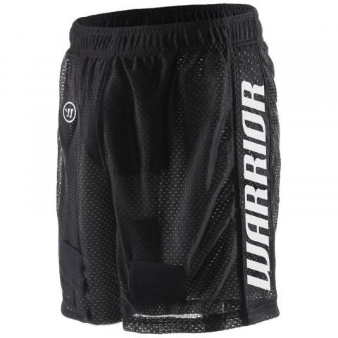 Warrior ohlapne hokejske spodnje hlače s suspenzorjem - Junior