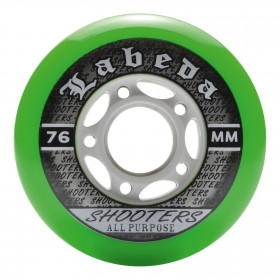 Labeda Shooter wheels for hockey inline skates